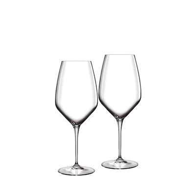 Luigi Bormioli Atelier hvidvinsglas Riesling/Tocai 2 stk. 44 cl