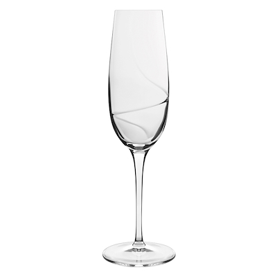 Luigi Bormioli Aero champagneglas 6 stk. 23,5 cl