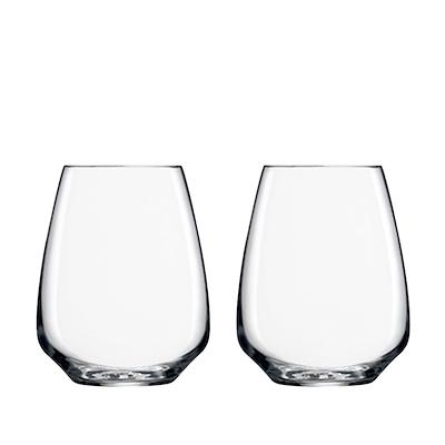 Luigi Bormioli Atelier vand/hvidvinsglas 2 stk. 40 cl