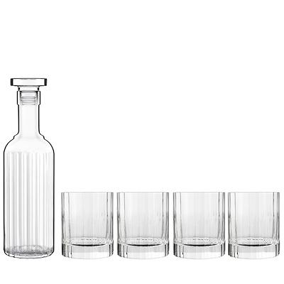 Luigi Bormioli Bach whiskysæt 5 dele