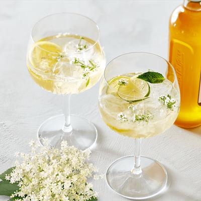 Luigi Bormioli Mixology gin & tonic glas 4 stk. 80 cl