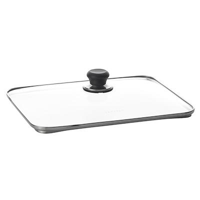 Scanpan glaslåg til bradepande 5 liter