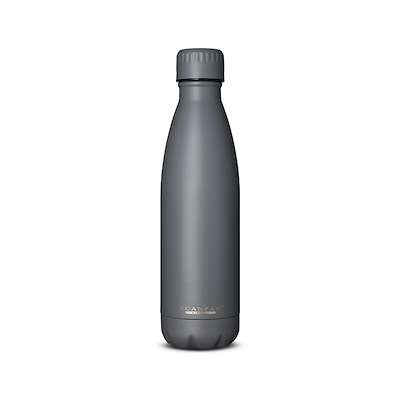 TO GO by Scanpan drikkeflaske 500 ml neutral grey