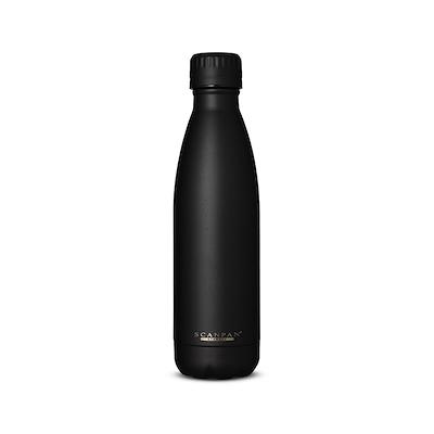 TO GO by Scanpan drikkeflaske 500 ml black