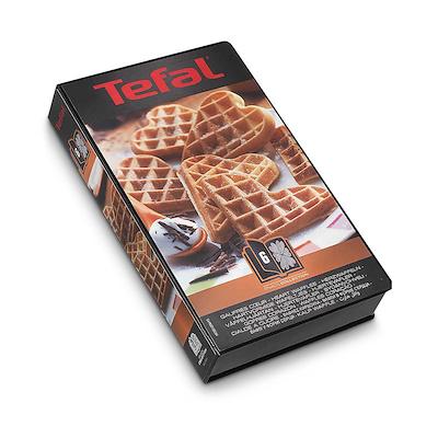 Tefal Snack Collection - Box 6: Hjerteformede vafler