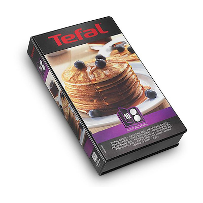 Tefal Snack Collection - Box 10: Pandekager