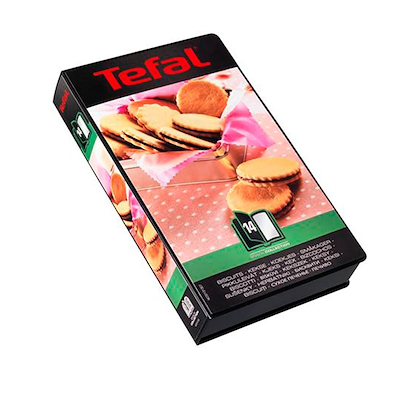 Tefal Snack Collection Box 14: Biscuits