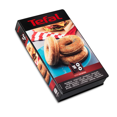 Tefal Snack Collection - Box 16: Bagels