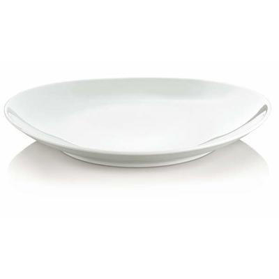 Pillivuyt oval steaktallerken stor 29,5x25 cm