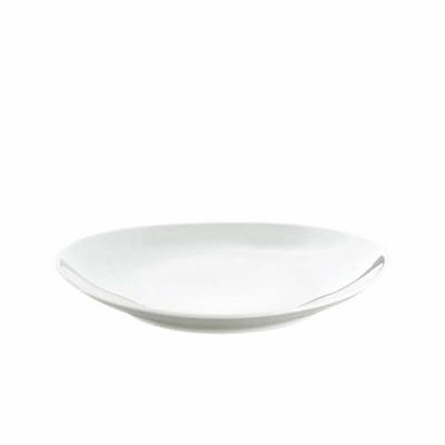 Pillivuyt oval steaktallerken lille 23x20,5 cm