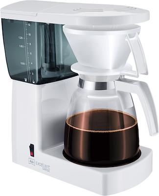 Melitta Excellent grande 3.0 kaffemaskine hvid