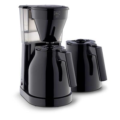 Melitta kaffemaskine Easy therm sort 2 kander