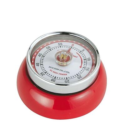 Zassenhaus speed timer æggeur rød