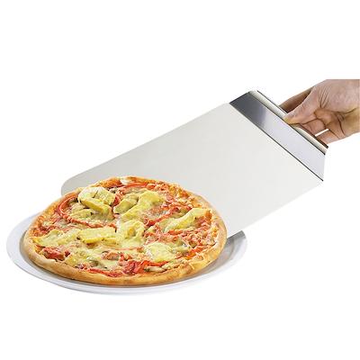 Gefu pizza og bagespatel