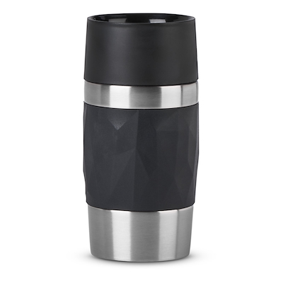 Tefal compact termokrus 330 ml. sort