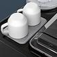 Siemens fuldautomatisk espresso/ kaffemaskine EQ500