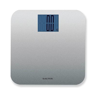Salter personvægt sølv 250 kg