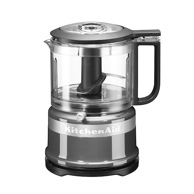 KitchenAid mini foodprocessor contour silver 3516ECU