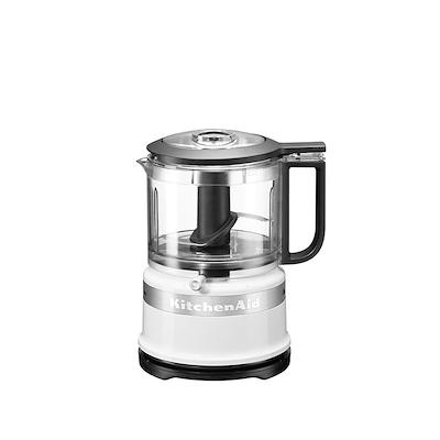 KitchenAid mini foodprocessor hvid 3516EWH