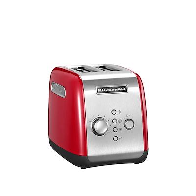 KitchenAid toaster rød 221EER