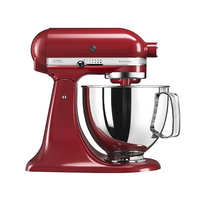 KitchenAid Artisan standmixer rød 125EER