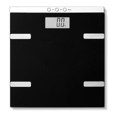 Personvægt med bodyfat 180 kg