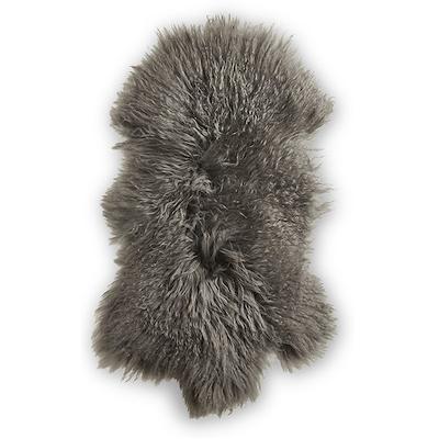Dacore ægte lammeskind 90x50 cm grå