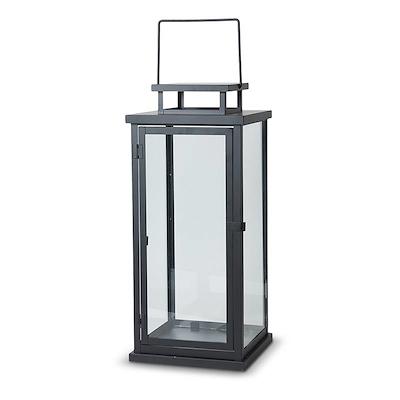 Dacore lanterne i sort metal 65 cm