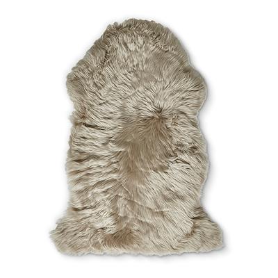 Dacore ægte lammeskind 60x90 cm beige