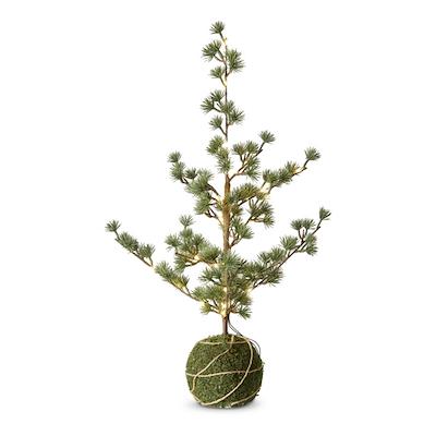 Dacore juletræ med batterilyskæde 65 cm