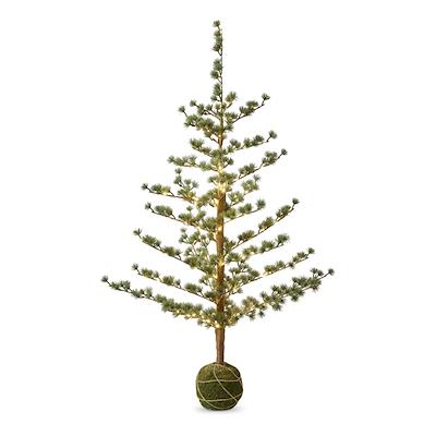 Dacore juletræ med adapterlyskæde 120 cm