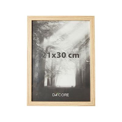 Dacore fotoramme 21x30 cm mdf natur