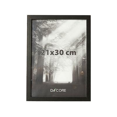Dacore fotoramme 21x30 cm mdf sort