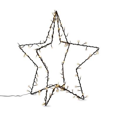 Dacore led stjerne 80 cm