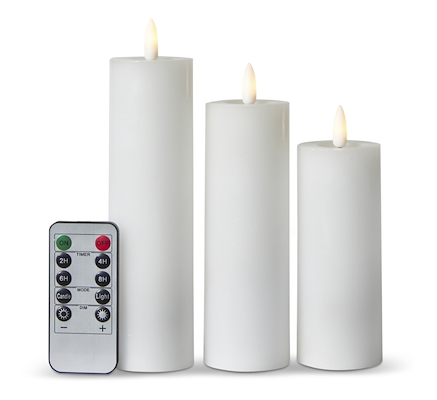 Dacore LED bloklys sæt 3 dele