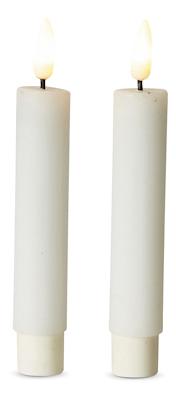 Dacore LED stagelys 14 cm 2 stk.