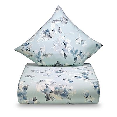 Nordisk Tekstil Cloe sengesæt blå 140x220 cm