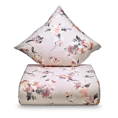 Nordisk Tekstil Cloe sengesæt rosa 140x220 cm
