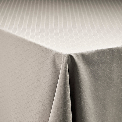 Nordisk Tekstil dug Honey mørk hør 140x270 cm