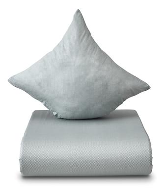 Nordisk Tekstil Luka sengesæt støvet grøn 140x200 cm
