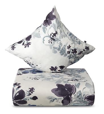 Nordisk Tekstil sengesæt Samoa 140x200cm blå