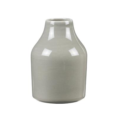 Kähler Botanica vase grå 14 cm