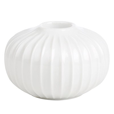 Hammershøi lysestage hvid 5,5 cm