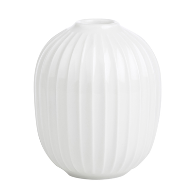 Hammershøi lysestage hvid 10 cm