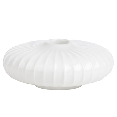 Hammershøi lysestage hvid 4,5 cm
