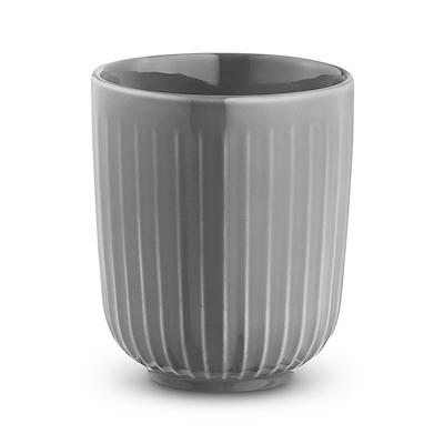 Hammershøi termokrus antracit grå 30 cl