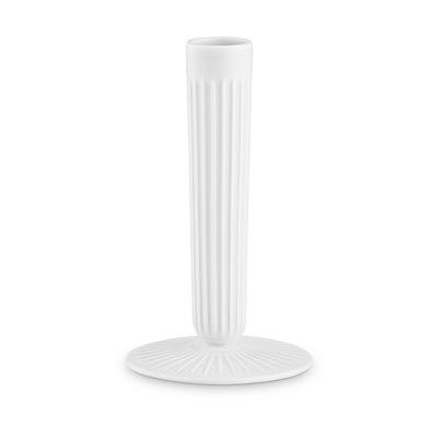 Hammershøi lysestage hvid 16 cm