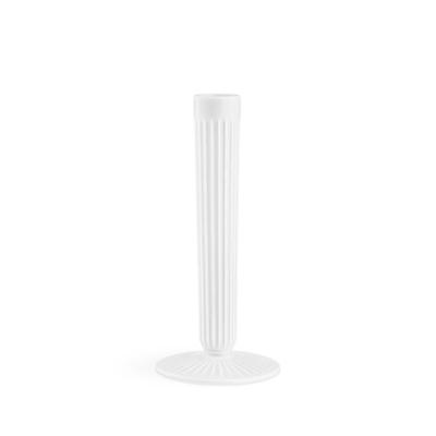 Hammershøi lysestage hvid 20 cm