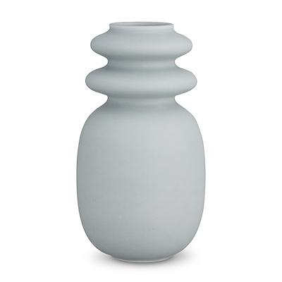 Kähler Kontur vase blå 29 cm