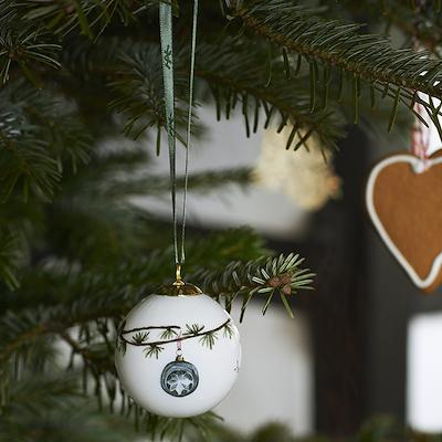 Hammershøi Julekugle 2020 6 cm